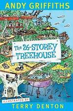 The 26-Storey Treehouse by Andy Griffiths (Paperback, 2012)