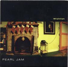 "PEARL JAM Wishlist 7"" Single NEW  1998"