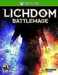 Lichdom: Battlemage (Microsoft Xbox One, 2016) BRAND NEW