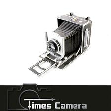 Linhof Standard Press Technika III w/ Carl Zeiss Tessar 135mm f/4.5 Lens, Medium