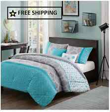 Comforter Full Size Queen Set Bed In A Bag Teen Teenager Girls Bedroom Bedding