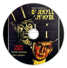 Dr. Jekyll and Mr. Hyde (1931) Horror, Sci-Fi Film / Movie on DVD