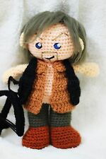 Daryl Dixon The Walking Dead Inspired character Plushie Stuffed Toy Doll Gift