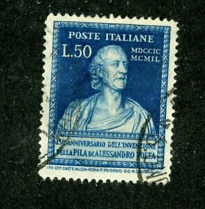 ITALY--Individual Stamp Scott #527