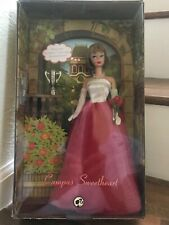Campus Sweetheart Gold Label Barbie Collection State College Barbie Doll ~New~