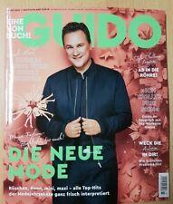 Guido Nr. 3 - 21 # Die neue Mode uvm. #  K