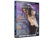 Michael Jackson DVD David Boakes Live In Concert