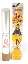 Benefit Cosmetics Ka Brow!01 cream gel brow color with brush waterproof 0.03 oz