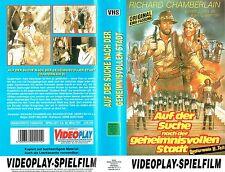 (VHS) Quatermain II - Auf der Suche nach der geheimnisvollen Stadt (1986)