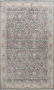 Geometric Ziegler Traditional Turkish Oriental Area Rug Wool Classic Carpet 9x12