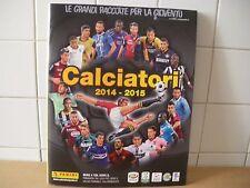 Calciatori 2014 - 2015  Album di figurine completo  Panini (HOM)