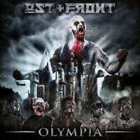 OST+FRONT - OLYMPIA  CD  13 TRACKS ROCK   NEU