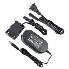 HQRP Adaptador de corriente más Acoplador CC para Canon ACK-E6 / ACKE6 Reemplazo