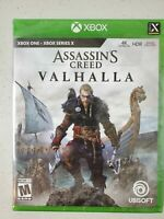 Assassin's Creed Valhalla Xbox Series X / Xbox One BRAND NEW Free Shipping!