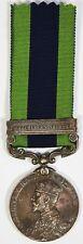 India General Service Waziristan 1919-21 - 158 SEPOY RAM SUNDAR MISIR 2-90 PJBIS