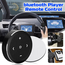 Car bluetooth Wireless Media Button Steering Wheel Audio Music Remote Control