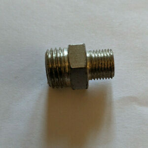 Airbrush hose adapter connector Bsp 1/4 1/8 3/8 Male or Female Connecting