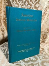 1968 American Historical Manuscripts From Stock of Edward Eberstadt & Sons Book