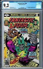 Fantastic Four #208 CGC 9.2 (Jul 1979, Marvel) Sal Buscema art, Sphinx app.
