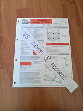 FICHE TECHNIQUE AUTOMOBILE RTA SUBARU LEGACY 2.2 i BVM (CL 14)