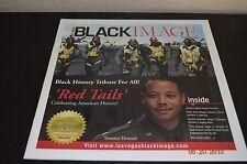 RED TAILS BLACK IMAGE MAGAZINE - LAS VEGAS