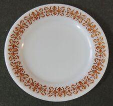 Corning Decor Dinner Ware Milk Glass Pyrex  Salad Dessert Lunch Side Plate