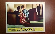 Rare 1961 Original Lobby Card - Cat Burglar - 11x14, Jack Hogan, June Keeney