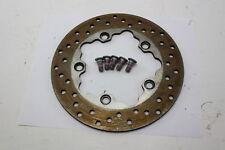 Areyourshop Rear Brake Disc Rotor For Yamaha YZF R6 YZF 600 R ʻR6' 99-02 YZR 1000 R1 02-03