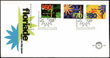 Netherlands 1992 Flower Show FDC First Day Cover #C27996