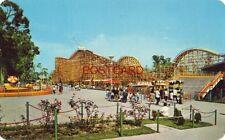 LA MONTANA RUSA EN EL NUEVO BOSQUE DE CHAPULTEPEC Mexico Roller Coaster