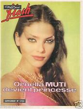▬►Flash Nous Deux 1753 de 1981 Ornella Muti_David Bowie