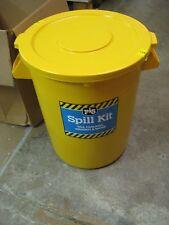 PIG Spill Kit 2400 Hi-Vis Spill Kit, Drum, 21 gal. ~ New