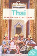 Lonely Planet Thai Phrasebook & Dictionary, Lonely Planet, New Book