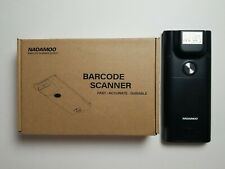 NADAMOO 2D Wireless Barcode Scanner Bluetooth for cellphones. Adjustable