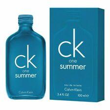 Calvin Klein CK One summer 2018 Eau de Toilette Spray 100 ml