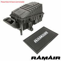 Ramair Replacement Panel Foam Air Filter for Audi RS3 TTS TTRS Q3 2.5 TFSI & V6
