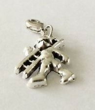 BEAUTIFUL DECORATOR AND PAINTER CLIP ON CHARM FOR BRACELET - SILVER ALLOY - NEW