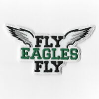 Philadelphia Eagles Fly Iron on Patches Embroidered Patch Applique Badge Sew FN