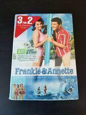 Frankie & Annette MGM Movie Legends Collection [Beach Blanket Bingo / How to Stu