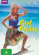 Joanna Lumley - Girl Friday (DVD, 2014)