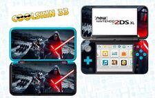 STAR WARS - vinyl Skin Aufkleber für Nintendo NEW 2DS XL - réf 201