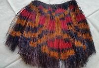 Vintage Papua New Guinea Grass/Palm Fiber Skirt Ethnographic