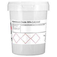 Oxyde d'aluminium poudre 99% calciné 1kg - ** expédié même jour **