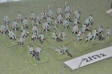 20mm WW1 / italian - plastic 40 figures - inf (28532)