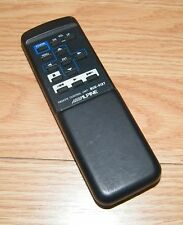 Genuine Alpine (RUE-4127) Black Radio Remote Control Unit With Battery Cover