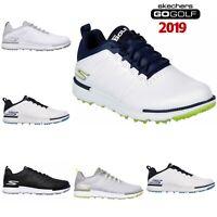 Skechers 2019 Go Golf Elite V.3 Spikeless Leather Waterproof Golf Shoes