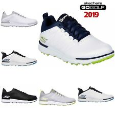 Skechers 2019 Go Golf Elite V.3 Spikeless Leather Waterproof Golf Shoes