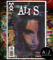 Alias #1 VF- 7.5 (Max)