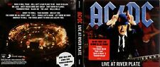 AC/DC 2x CD [WITH PROMO STICKER] Live At River Plate