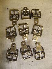 Boucles de ceinture Seon WEIL PARIS X 1500 PIECES 10 mm bandes larges NEUF